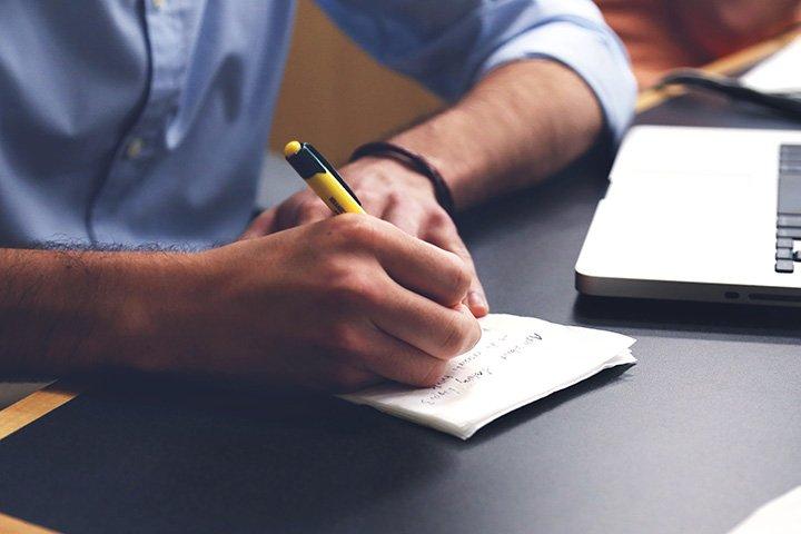 blogs schrijven